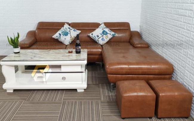 Tận hưởng không gian hoàng gia với những mẫu ghế sofa đẳng cấp - ảnh 1