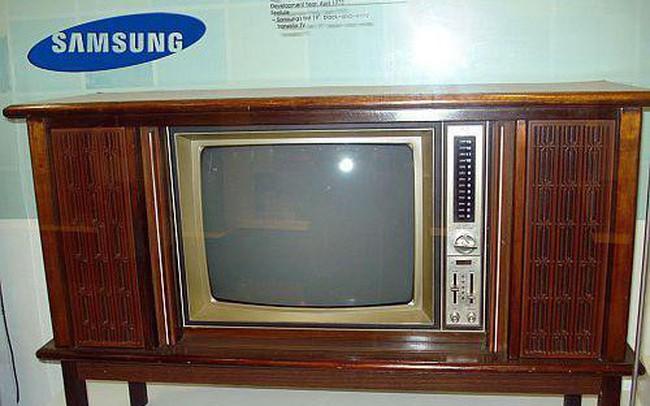 Những dấu mốc khó phai của TV Samsung trong suốt 50 năm đồng hành cùng nhân loại