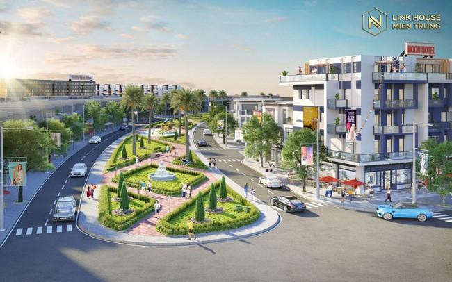 Linkhouse Miền Trung giải tỏa nhu cầu về đất biển với dự án Nhơn Hội New City