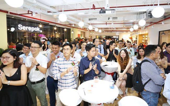 Serepok khánh thành không gian làm việc chung tại TP Hồ Chí Minh và nhận định của CEO Serepok về thị trường Coworking Space