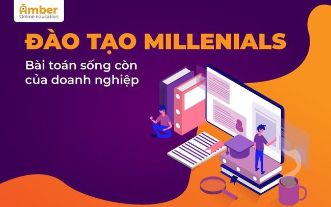 Đào tạo Millennials: Bài toán sống còn của doanh nghiệp trong kỷ nguyên số