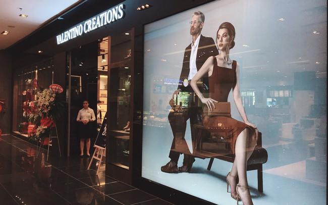 Thương hiệu Valentino Creations khai trương cửa hàng mới ngay cửa ngõ Thành phố Hồ Chí Minh