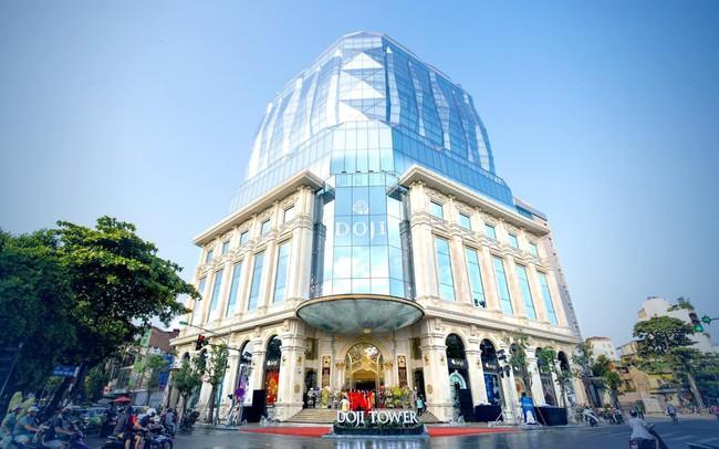 Khánh thành tòa nhà DOJI Tower – Trung tâm vàng bạc đá quý và trang sức lớn hàng đầu Việt Nam
