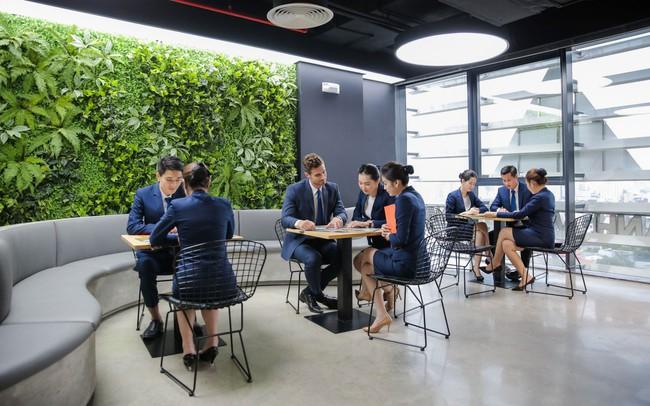 Văn hóa doanh nghiệp tạo nên sức hấp dẫn của Đất Xanh Miền Trung