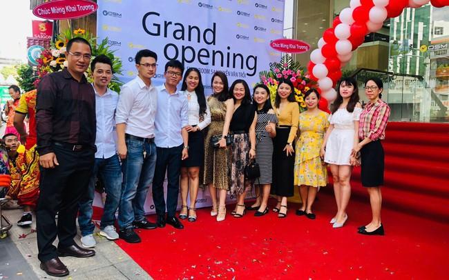 Thiết bị bếp OSM khai trương showroom thứ 3 tại Tp Hồ Chí Minh