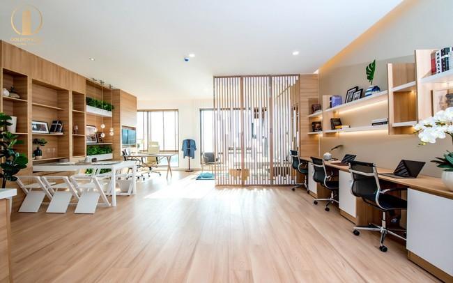 Officetel Golden King vị trí đắt giá thu hút nhà đầu tư