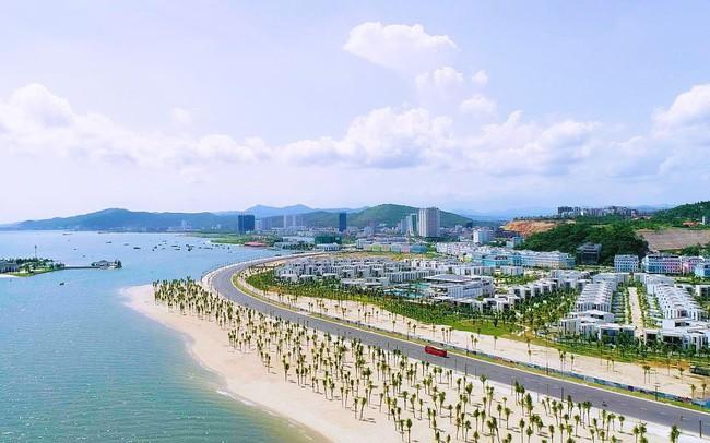 Địa ốc Quảng Ninh: Dừng quy hoạch khu đô thị, dòng tiền tiếp tục dồn mạnh về BĐS du lịch