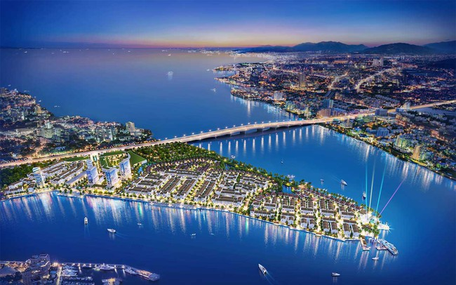 Khám phá sức hấp dẫn của khu đô thị cao cấp Marine City