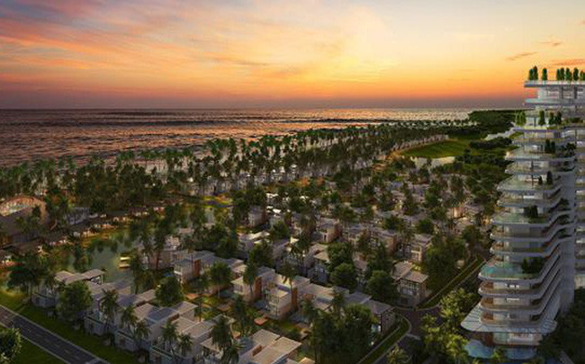Lagoona Bình Châu: Mô hình nghỉ dưỡng xanh hoà quyện với thiên nhiên
