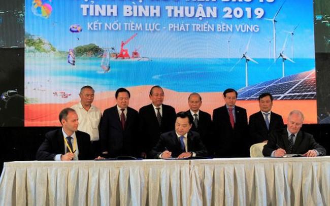 Tỉnh Bình Thuận trao chủ trương đầu tư cho Apec Mandala Wyndham Mũi Né