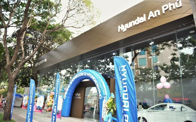 Hyundai an phú phát triển vượt bậc về bán hàng chỉ sau 9 tháng hoạt động