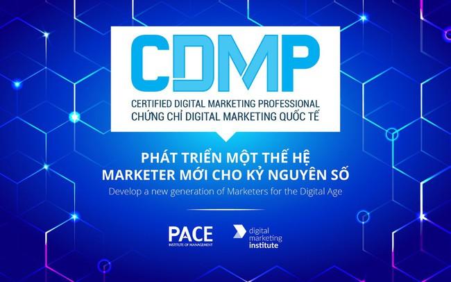 PACE ra mắt chương trình đào tạo danh tiếng toàn cầu về Digital Marketing