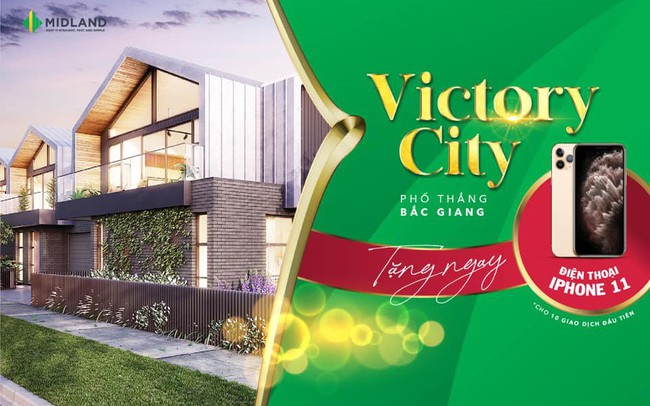 Lễ giới thiệu ra mắt lần đầu tiên tiểu khu Victory City Phố Thắng Bắc Giang