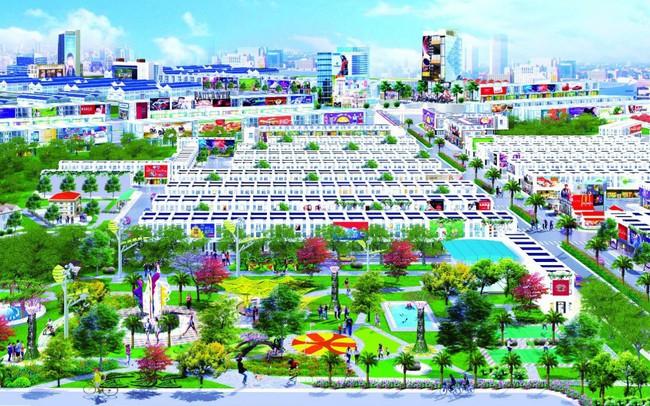 Những hình ảnh ấn tượng của Hana Garden Mall