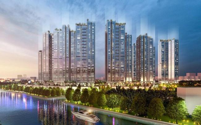 """Sunshine City Sài Gòn: """"Hàng thửa"""" trong phân khúc căn hộ cao cấp Sài Gòn"""