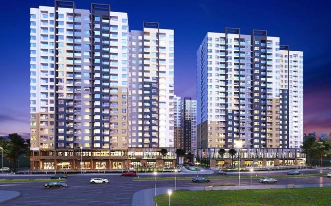 Thành phố sôi động, cân bằng cuộc sống tại Akari City