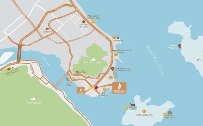 Sở hữu căn hộ 5 sao đầu tiên trên eo biển đẹp nhất Việt Nam chỉ với 1,4 tỷ đồng