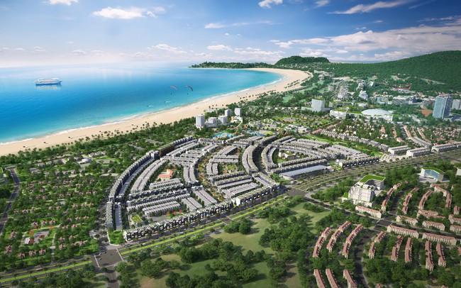 Tiềm năng đầu tư bất động sản ven biển Quy Nhơn