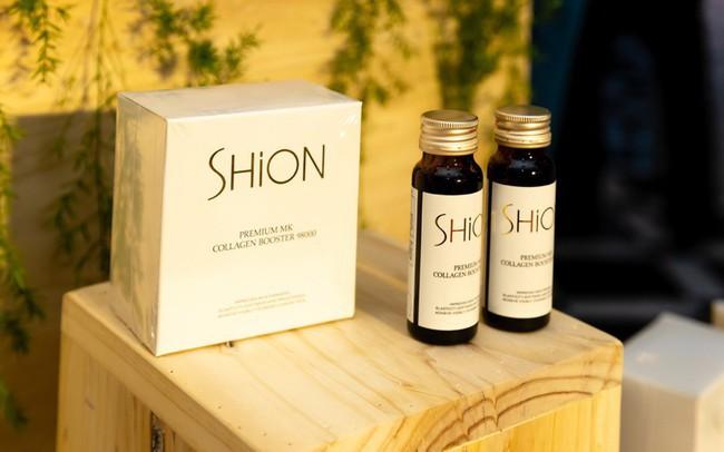 Shion Nhật Bản và bước đột phá công nghệ trong sản phẩm bổ sung Collagen