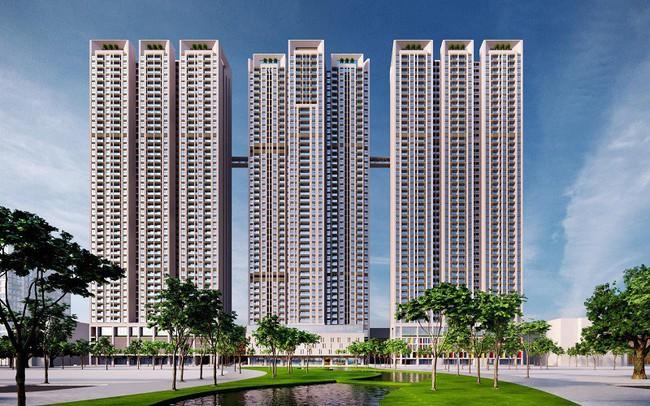Thị trường chung cư phía Tây Hà Nội sôi động với loạt căn hộ mới