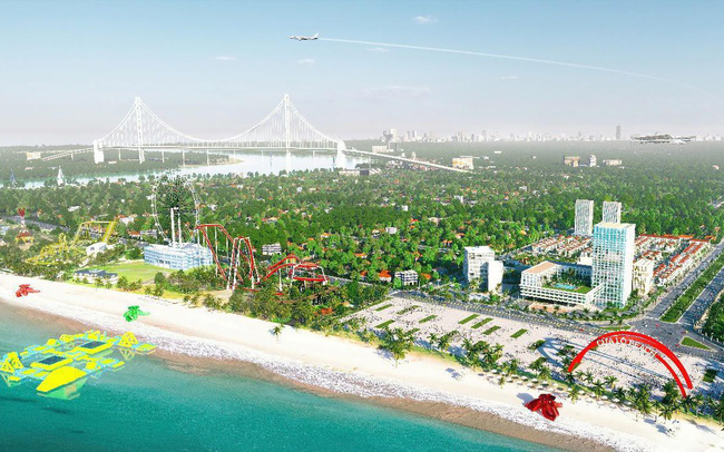 """Điều gì khiến """"Cua Lo Beach Villa"""" trở thành dự án đáng đầu tư tại Cửa Lò"""