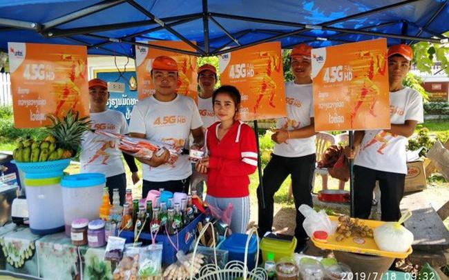 Viettel sẽ tiên phong triển khai thử nghiệm 5G tại Lào