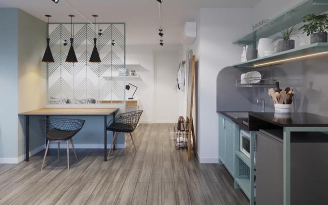 5 kiểu căn hộ mini hiện đại nhìn là thích ngay