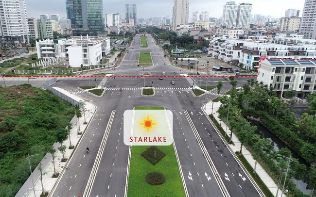 """Đường 8 làn tạm thông: Kết nối vùng hanh thông, bất động sản """"khởi sắc"""""""