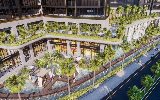 """Khám phá phong cách sống """"resort"""" tại Sunshine City Sài Gòn"""