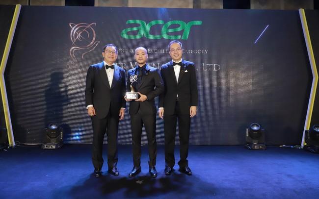 Acer Việt Nam nhận giải thưởng doanh nghiệp xuất sắc châu Á – Thái Bình Dương năm 2019 - ảnh 1