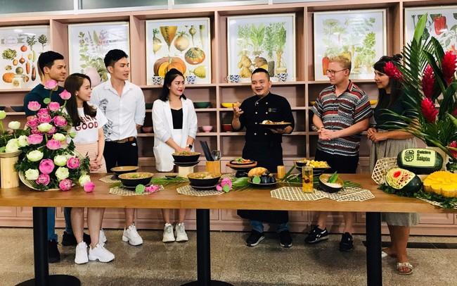 Võ Quốc – Người kể chuyện về ẩm thực truyền thống Việt Nam tại Sân bay Tân Sơn Nhất