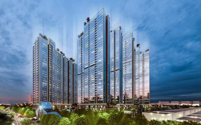 Căn hộ Smart Home gắn liền hệ sinh thái Smart Living tại Sunshine City Sài Gòn