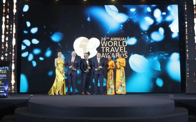Sun Group bội thu giải thưởng du lịch quốc tế