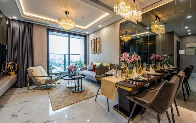 Chiêm ngưỡng căn hộ mẫu như khách sạn 5 sao của Sunshine City Sài Gòn - ảnh 1