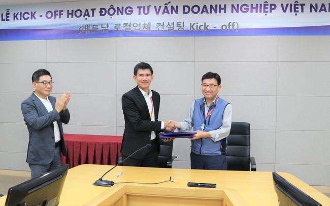 Tôn Đông Á tham dự chương trình tư vấn cải tiến của Samsung - ảnh 1