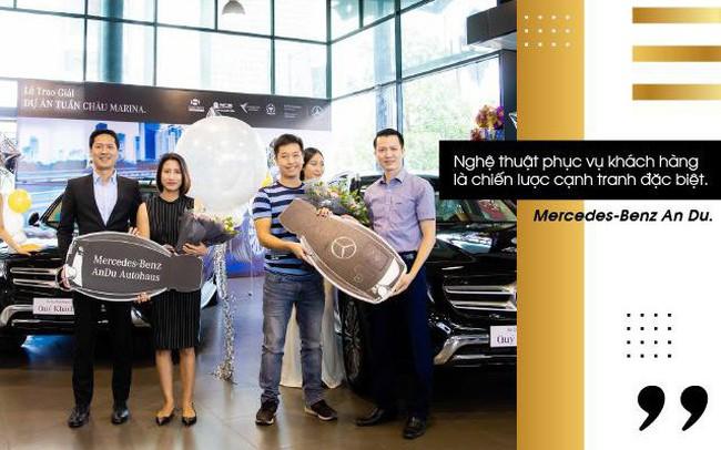 """Mercedes-Benz An Du: """"Nghệ thuật phục vụ khách hàng là chiến lược cạnh tranh đặc biệt"""""""