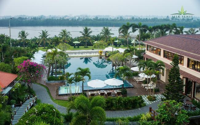 Silk Sense Hội An Resort liên tiếp nhận ba giải thưởng du lịch danh giá hàng đầu thế giới