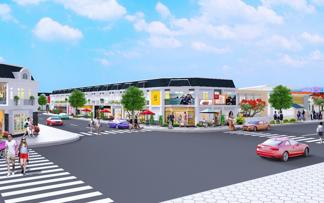 Sức hút lớn của Golden Future City