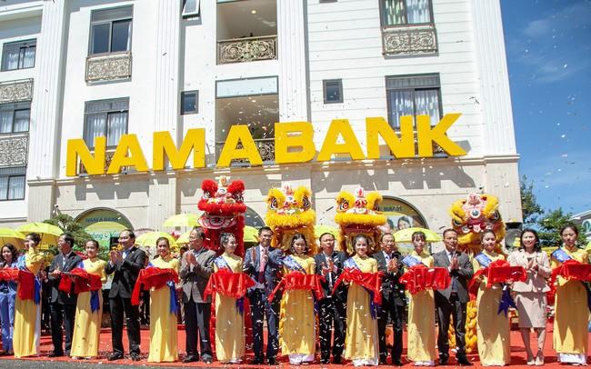 """Nam A Bank hoàn thành kế hoạch """"phủ sóng"""" mạng lưới"""