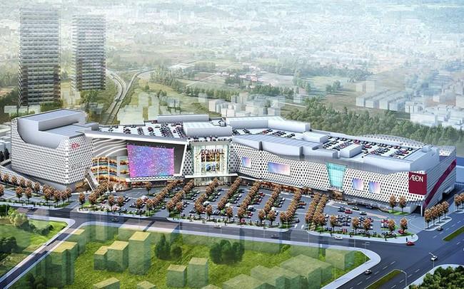 Aeon Mall Hà Đông hoạt động mang lại lợi ích gì và dự án BĐS nào sẽ được hưởng lợi?