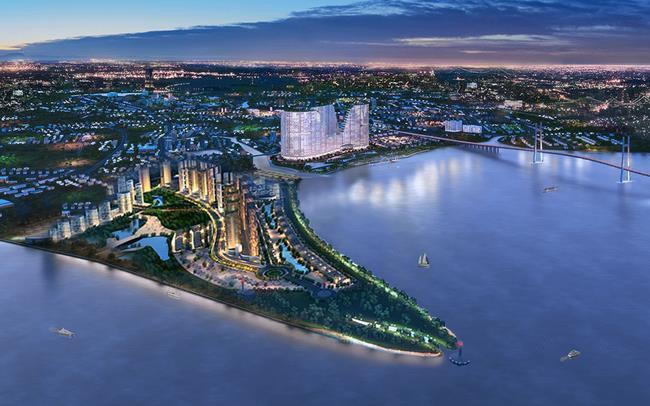 Hàng loạt dự án BĐS hạng sang được triển khai trên cung đường ven sông tỷ đô tại Quận 7