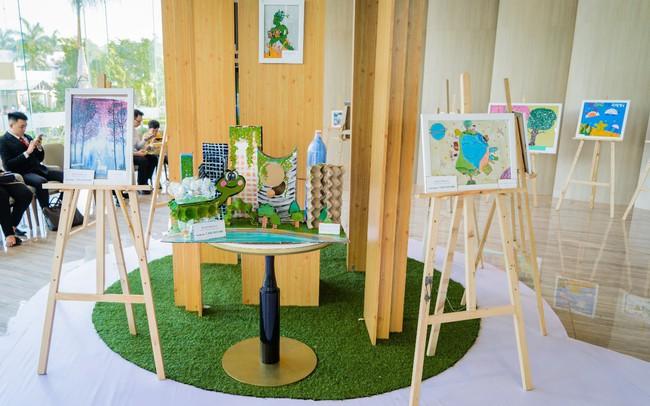 Hơn 10 ngàn người cùng Eco Green Saigon vẽ giấc mơ xanh gây quỹ hoạt động môi trường