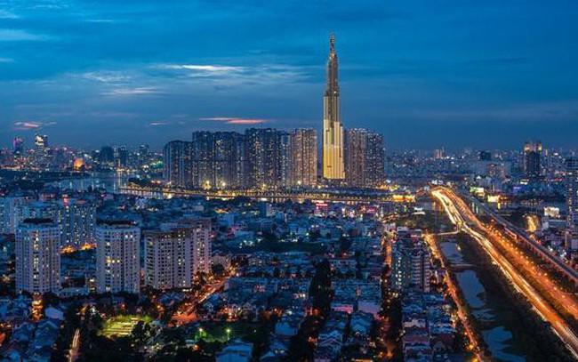 Thị trường bất động sản khu Nam Sài Gòn xuất hiện nhiều dự án lớn