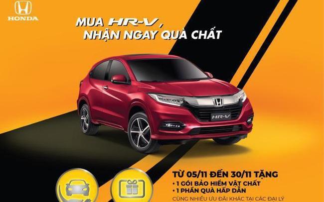 """""""Mua HR-V, nhận ngay quà chất"""" – khuyến mãi hấp dẫn từ Honda Việt Nam"""