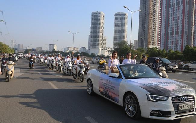 Roadshow mang tinh thần thể thao đến thị trường địa ốc Hà Nội