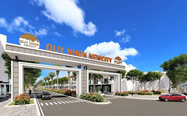 Dự án Quy Nhơn New City hưởng lợi nhờ vị trí chiến lược