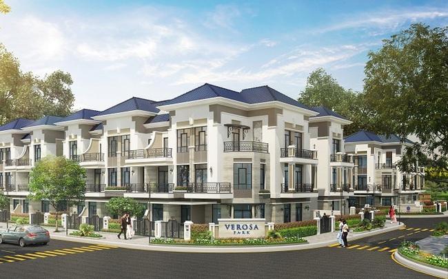 Verosa Park - không gian sống thượng lưu dành cho giới doanh nhân thành đạt