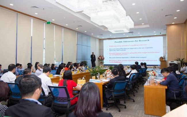 Những vấn đề đương đại trong Kế toán, Kiểm toán và Tài chính tại ICFAA 2019