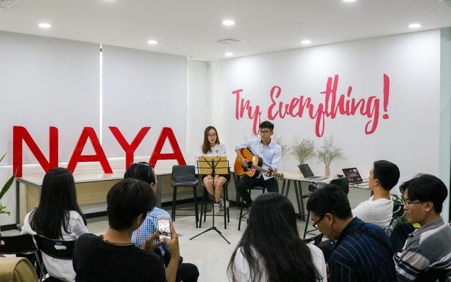 Naya ứng dụng dịch vụ đa ngành tại Việt Nam