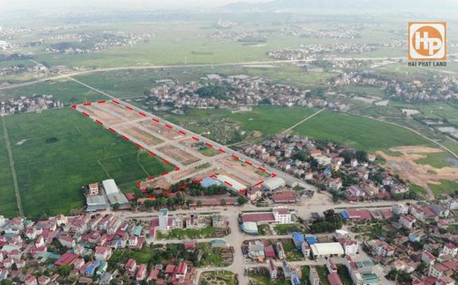 Dòng vốn đầu tư BĐS chảy mạnh về các tỉnh ven Hà Nội cuối năm 2019
